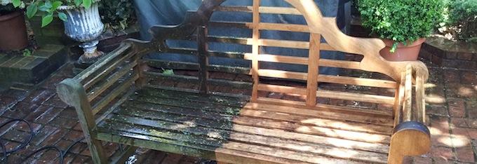 Garden Furniture Cleaning In Belgravia London