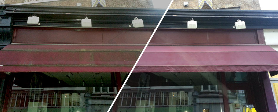 Ac Ba T26 Calabash Awning Cleaning